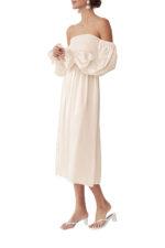Atlanta Silk Dress