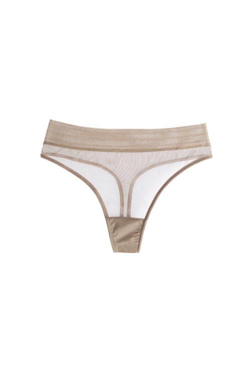 Bare Thong