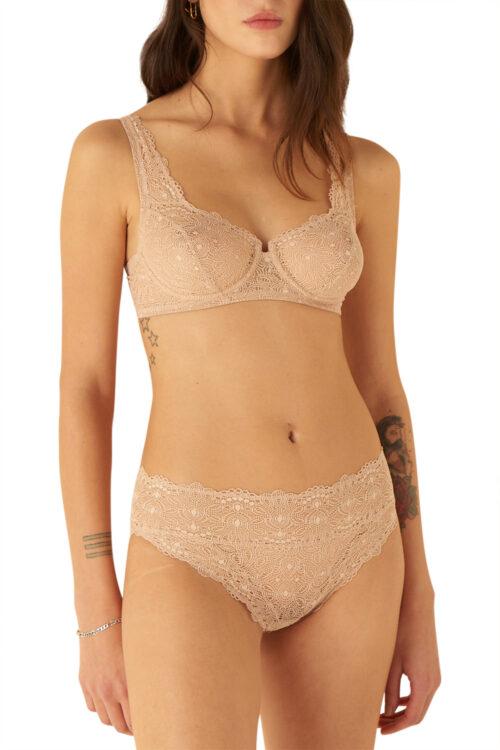 Flora Bikini Brief - S