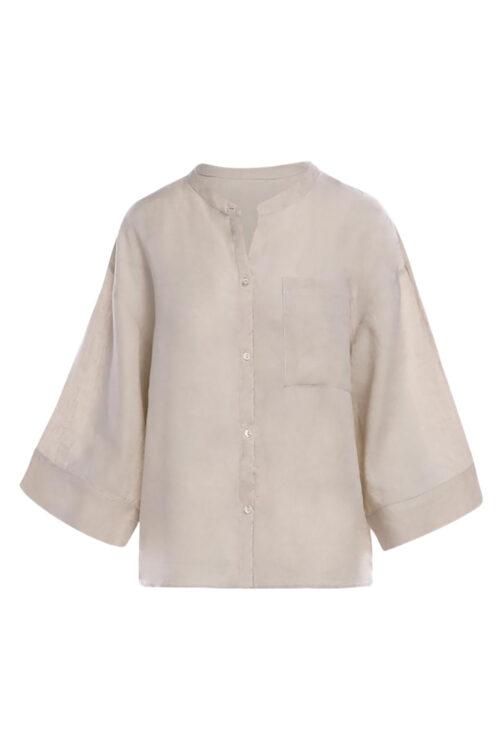 Andrea Linen Shirt