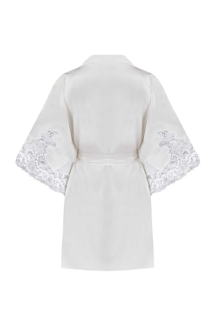 Signature Silk Robe