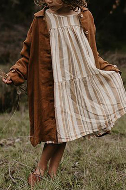 The Linen Harriet Dress