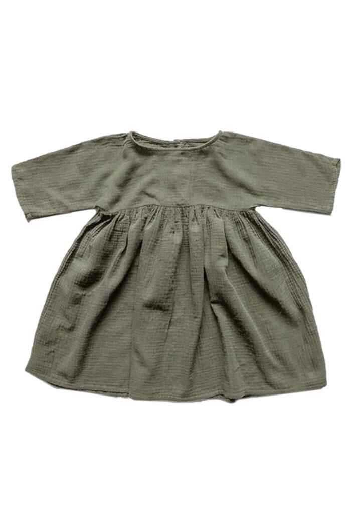 The Muslin Dress
