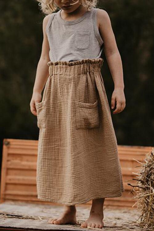 The Muslin Skirt