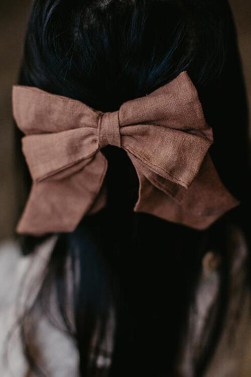 The Old-Fashioned Bow