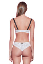 Crochet Lace Cheeky Brief
