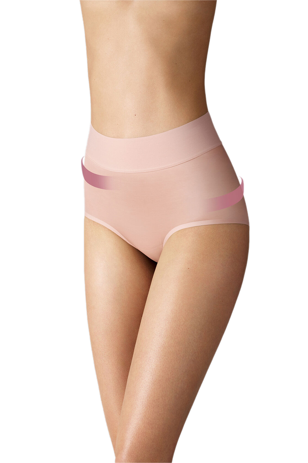 Sheer Touch Control Brief